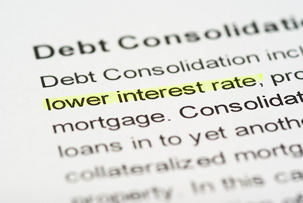 Image result for Consolidation is the best means of dealing with your debt