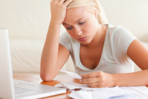 Money Problems Resulting From These 5 Poor Habits