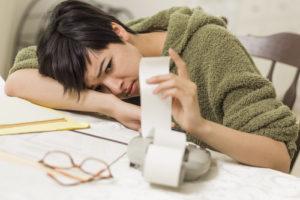 Signs You Have A Huge Debt Problem